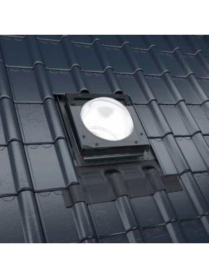 Fakro SRD lichttunnel met vaste buis hellend dak