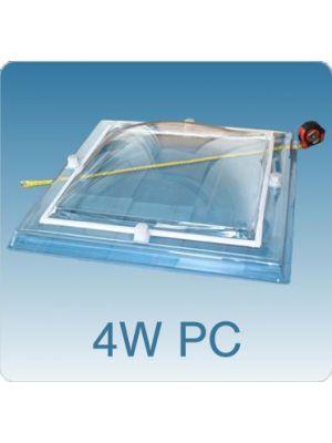 driewandig acrylaat (PMMA/PMMA/PMMA)