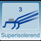Superisolerende lichtkoepels
